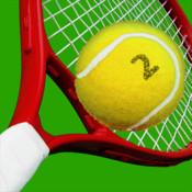 Hit Tennis 2 app localization by Tethras for iOS