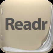 Readr app localization by Tethras for iOS