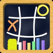 Tic Tac Toe app localization by Tethras for iOS